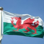 The Welsh Red Dragon