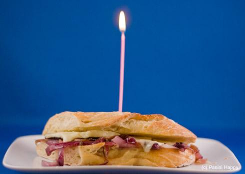 Happy Birthday, Panini Happy!