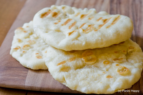 Grilled Fry Bread
