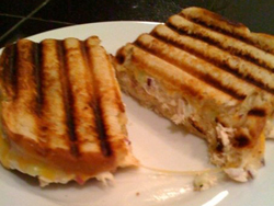 My friend Sarah's inspiring tuna melt