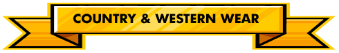 Country & Western Wear