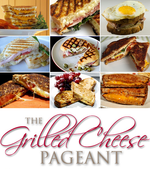 So much grilled cheese, so little time - enter the Pageant by Fri 4/17/09!