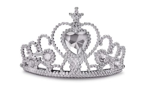 A tiara for the Grand Supreme winner!