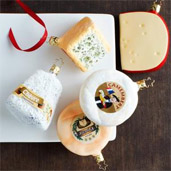 Cheese Ornaments
