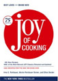 Joy of Cooking: 75th Anniversary Edition
