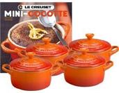 Le Creuset Mini Cocotte Sets