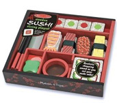 Melissa & Doug Wooden Sushi Set
