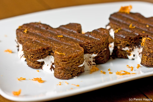 Panini Press Brownies Recipes — Dishmaps