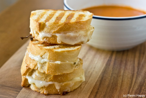 Spicy Grilled Cheese Sliders