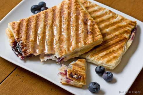 Post image for Homemade Pop Tarts…on the Panini Grill