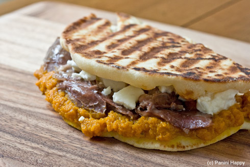 duck breast club grilled duck breast club duck breast grilled panini ...