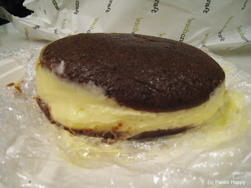 They serve some rather enormous whoopie pies at 'wichcraft