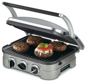 See the Cuisinart 5-in-1 Griddler at Amazon
