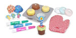 See the Melissa and Doug Bake and Decorate Cupcake Set on Amazon