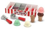 See the Melissa and Doug Deluxe Ice Cream Parlor Set on Amazon