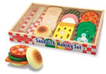 See the Melissa and Doug Sandwich-Making Set on Amazon