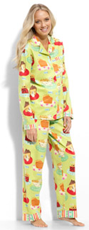 See the Munki Munki Slice of Pie Pajamas at Nordstrom