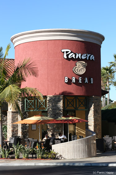 Post image for Panini On the Town: Panera Bread