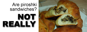 Are piroshki sandwiches?
