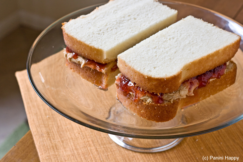 And there's our cakewich!