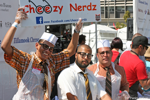 The Cheezy Nerdz