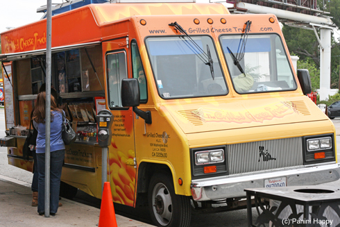 Post image for A Visit to LA's Grilled Cheese Truck