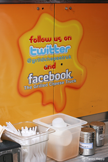Food trucks rely heavily on social media for getting the word out