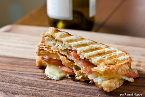 Post image for Grilled Wine & Cheese