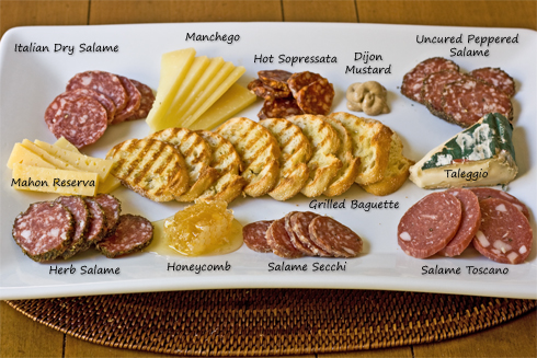 Post image for A Cheese & Salami Plate…and a Giveaway!
