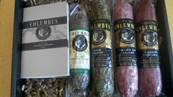 Win a Columbus Salame Tasting Box!