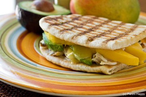 Post image for Grilled Crab, Mango & Avocado