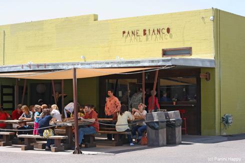 Pane Bianco ~ Phoenix, Arizona