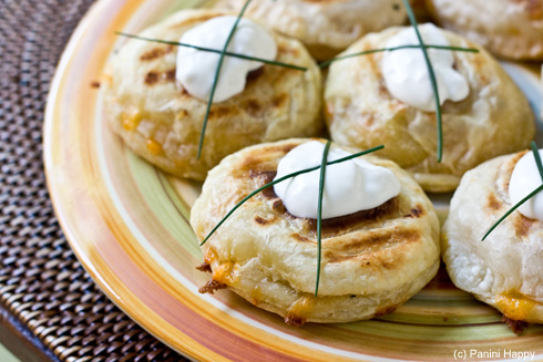 Post image for Chorizo & Potato Grilled Hand Pies