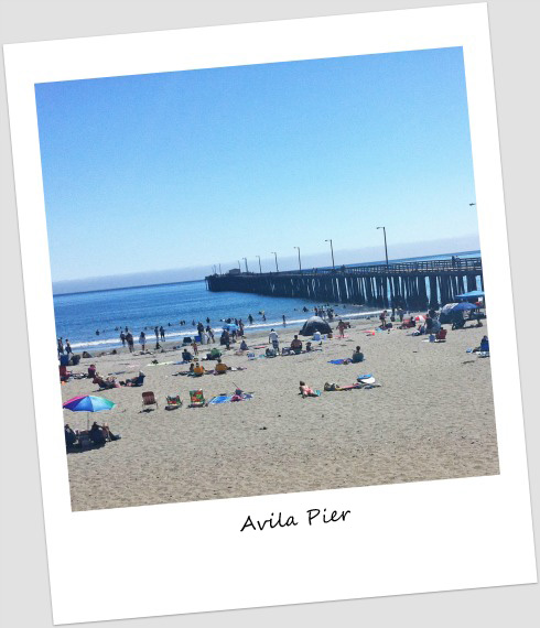 Avila Pier