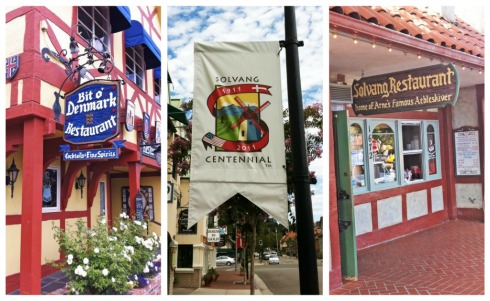 Scenes from Solvang