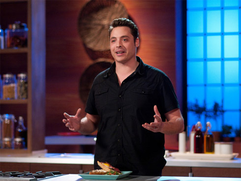Jeff Mauro on Food Network Star