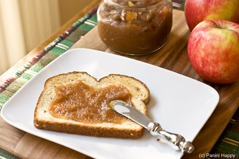 Post image for Homemade Apple Butter