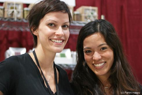 Christiana Robb and Nina Burr of Good Habit