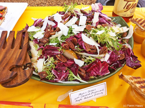 Tyler Florence's Fall Salad