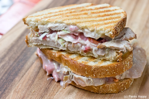 Post image for Thanksgiving Turkey Reuben