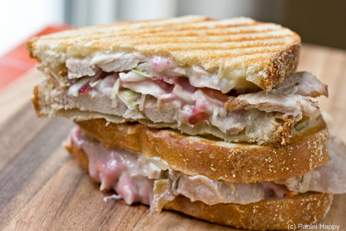 Thanksgiving Turkey Reuben