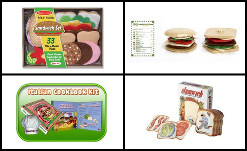 Post image for Fun Sandwich Toys + BIG Toy Giveaway!