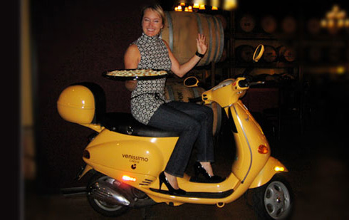 Venissimo Cheese founder, Gina Freize