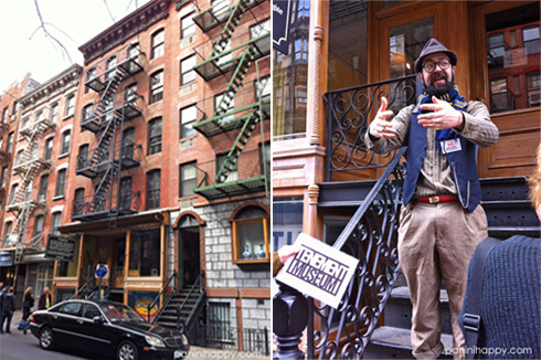 The Tenement Museum