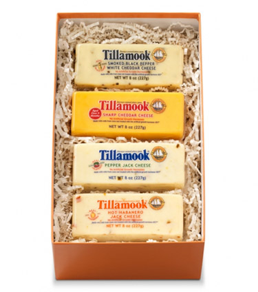 Enter to win a Tillamook Cheese Deli Sampler Gift Box!