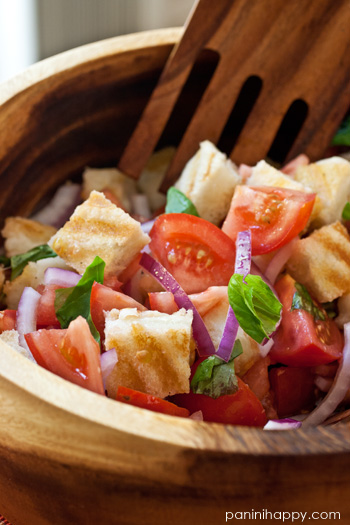 Post image for Grilled Cheese Panzanella Salad…and More Cooking on ...