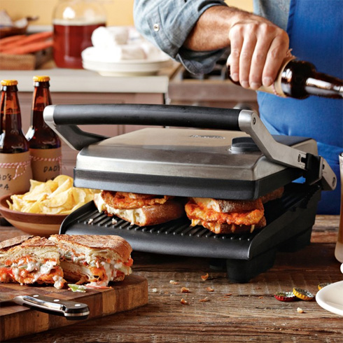 Post image for SALE ALERT (Ends Today): Breville Panini Press + Free Shipping