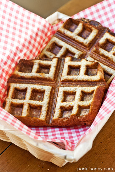 Post image for Waffle Sandwiches…and a Weelicious Giveaway!
