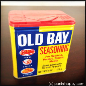 Mmmm...Old Bay!