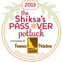 The Shiksa's Passover Potluck